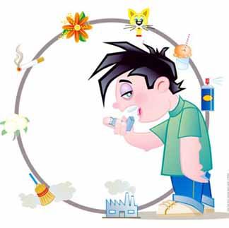 Enfermedades relacionadas con factores medioambientales