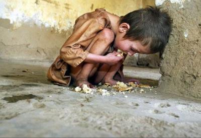Los niños más pobres son las principales víctimas del cambio climático